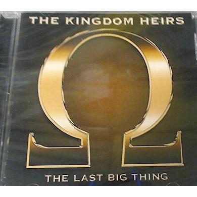 Kingdom Heirs LAST BRING THING CD