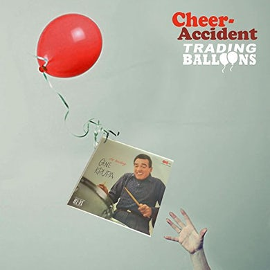 Cheer-Accident TRADING BALLOONS: REMASTERED CD