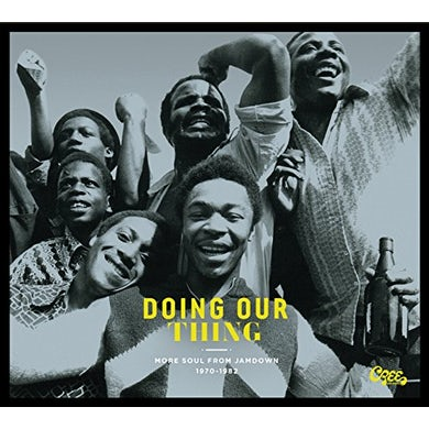 Doing Our Thing: More Soul From Jamdown / Various Vinyl Record