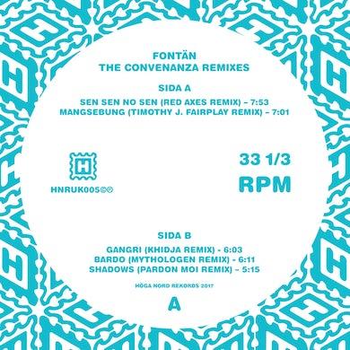 Fontan CONVENANZA REMIXES Vinyl Record