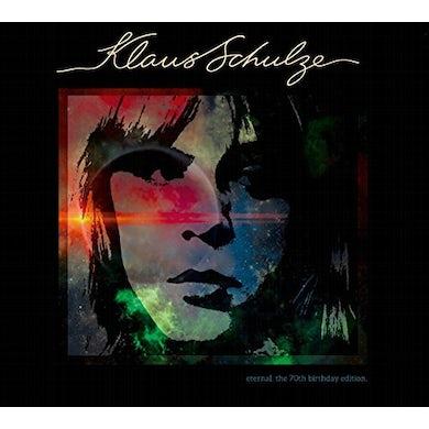 Klaus Schulze ETERNAL: 70TH BIRTHDAY EDITION CD