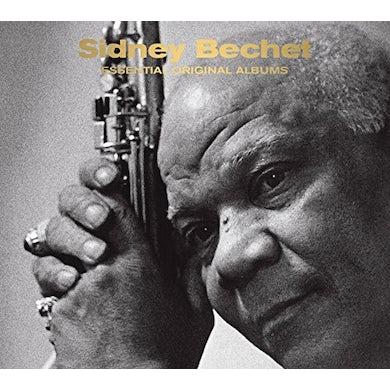 Sidney Bechet ESSENTIAL ORIGINAL ALBUMS CD