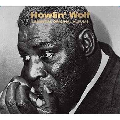Howlin' Wolf ESSENTIAL ORIGINAL ALBUMS CD