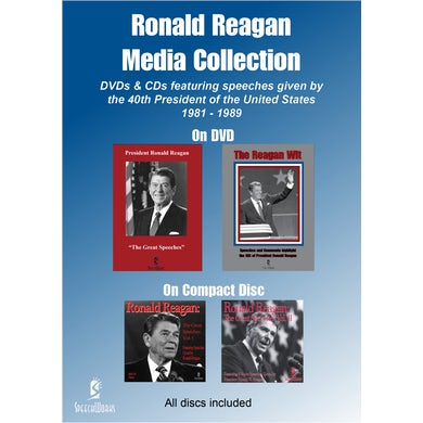 Ronald Reagan REAGAN COLLECTION CD