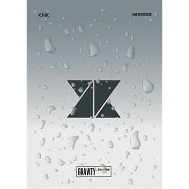 KNK GRAVITY COMPLETED CD