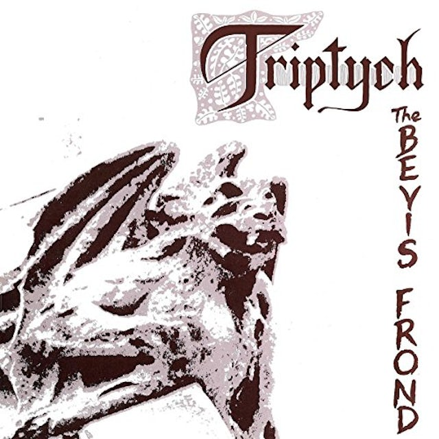 The Bevis Frond TRIPTYCH CD