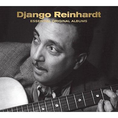 Django Reinhardt ESSENTIAL ORIGINAL ALBUMS CD