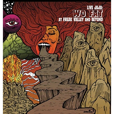 Wo Fat LIVE JUJU: FREAK VALLEY AND BEYOND CD