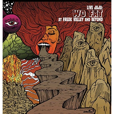 LIVE JUJU: FREAK VALLEY AND BEYOND Vinyl Record