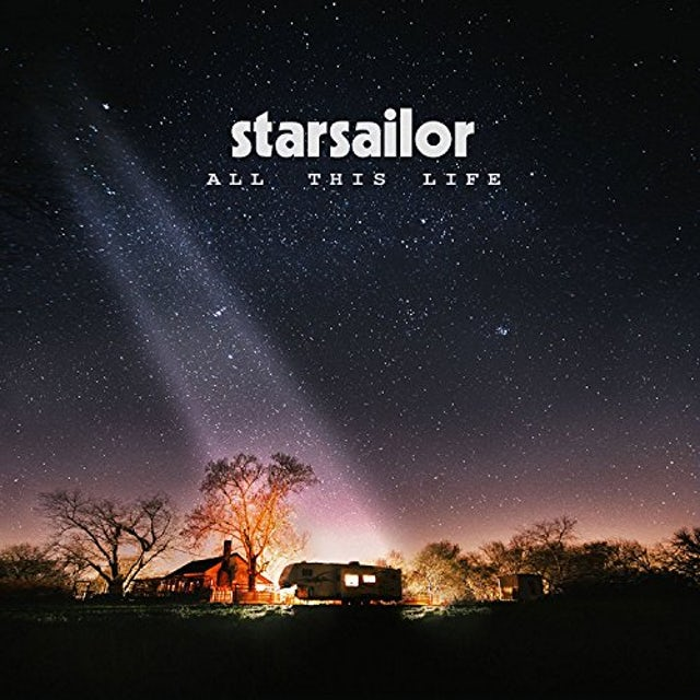 Starsailor ALL THIS LIFE CD