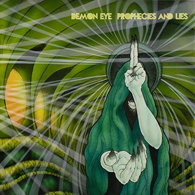 Demon Eye PROPHECIES & LIES CD