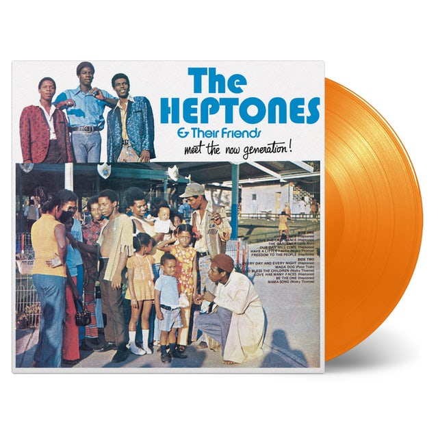 Heptones & Their Friends - Meet The Now Generation