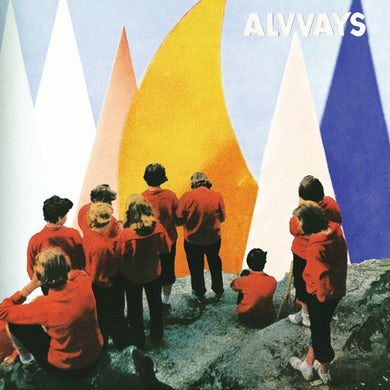 Alvvays ANTISOCIALITES - Limited Edition 180 Gram Yellow Colored Vinyl Record