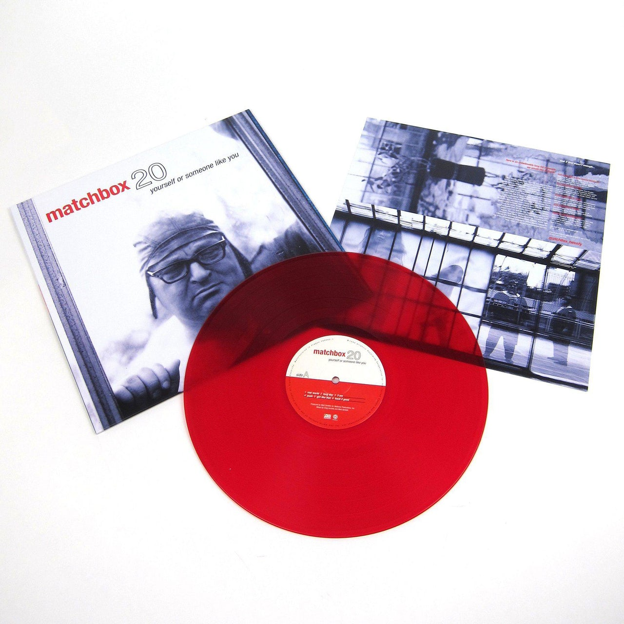 Matchbox 20 Yourself Or Someone Like You Limited Edition