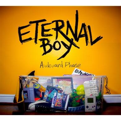 Eternal Boy AWKWARD PHASE CD