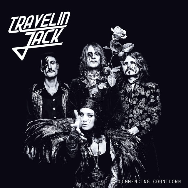 TRAVELIN JACK COMMENCING COUNTDOWN CD