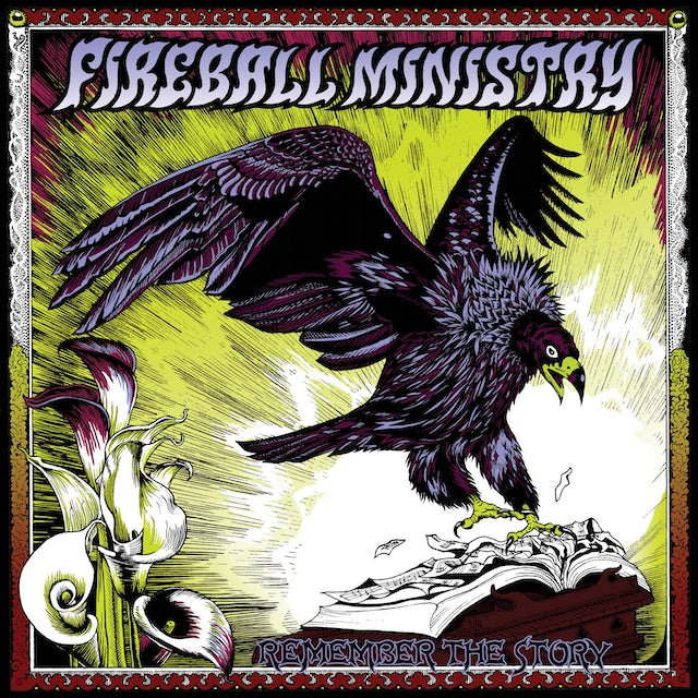 Fireball Ministry REMEMBER THE STORY CD