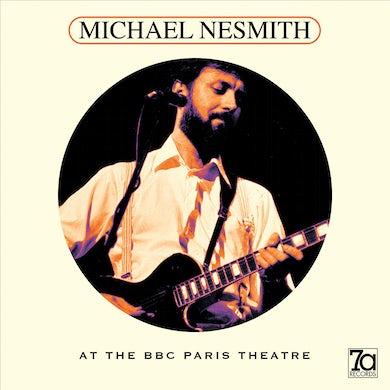Michael Nesmith AT THE BBC PARIS THEATRE (PICTURE DISC) Vinyl Record
