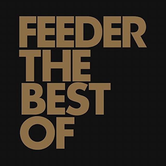 Feeder BEST OF CD