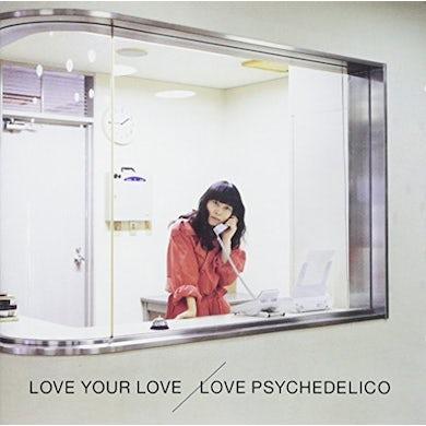 LOVE YOUR LOVE CD
