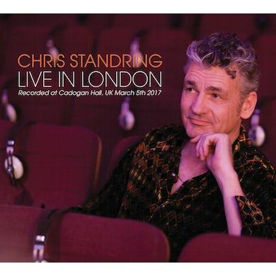 Chris Standring LIVE IN LONDON CD