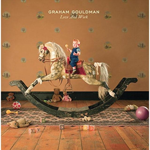 Graham Gouldman LOVE & WORK Vinyl Record