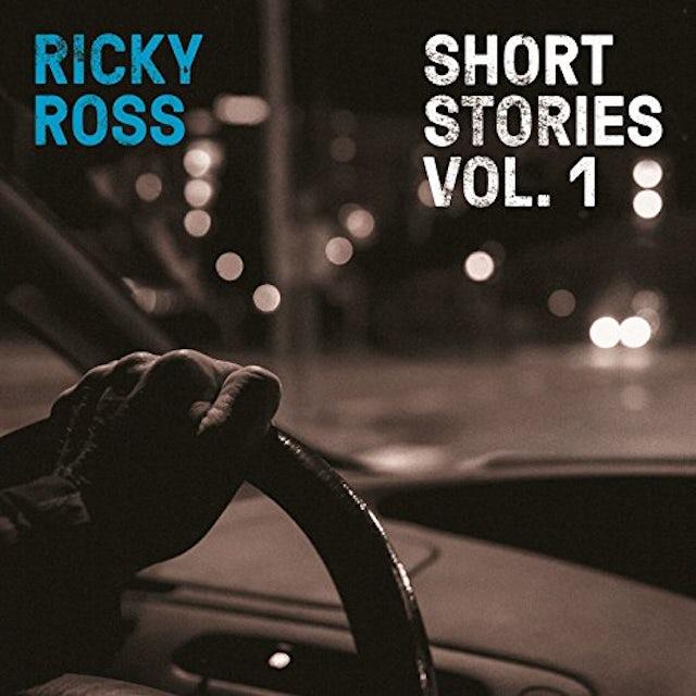 Ricky Ross SHORT STORIES 1 CD