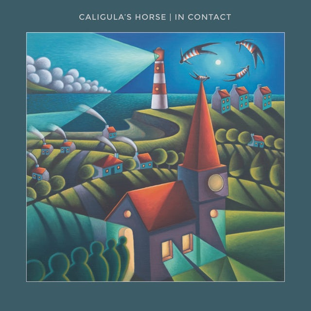 CALIGULA'S HORSE IN CONTACT CD