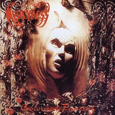 Mercyless COLOURED FUNERAL (YELLOW & BLACK MARBLED VINYL) Vinyl Record