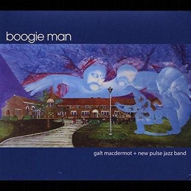 Galt Macdermot BOOGIE MAN CD