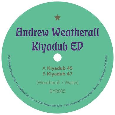 Andrew Weatherall KIYADUB Vinyl Record