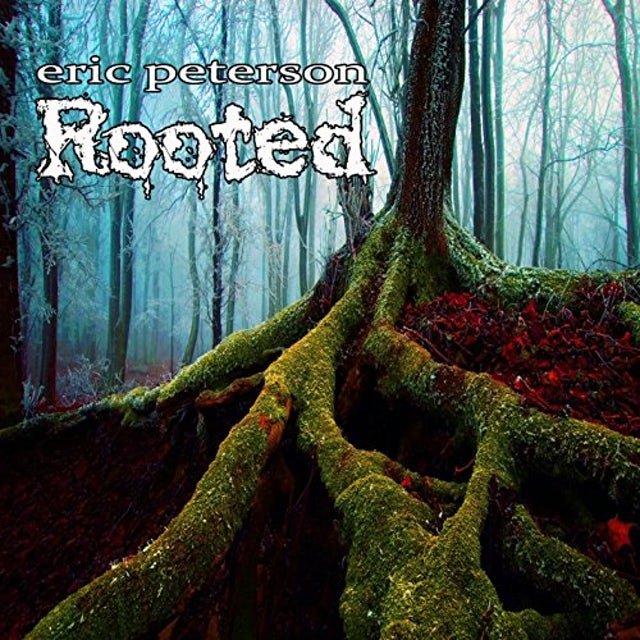 Eric Peterson ROOTED CD