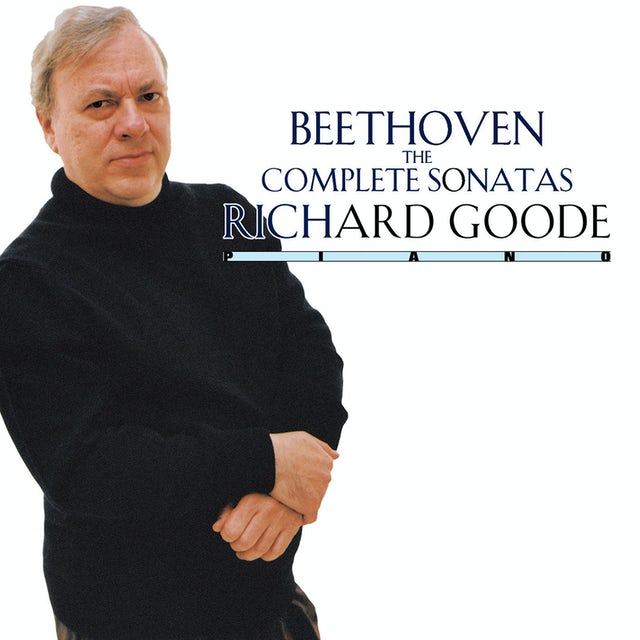 Richard Goode COMPLETE BEETHOVEN SONATAS CD