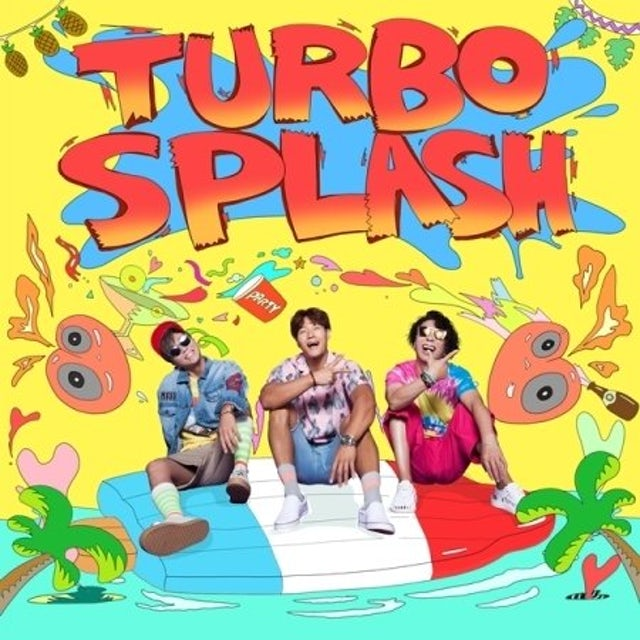 Turbo SPLASH CD