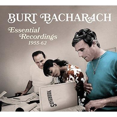 Burt Bacharach ESSENTIAL RECORDINGS 1955-1962 CD