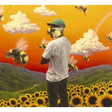 Tyler, The Creator SCUM FXXK FLOWER BOY CD