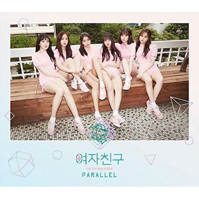 PARALLEL (WHISPER VERSION) CD