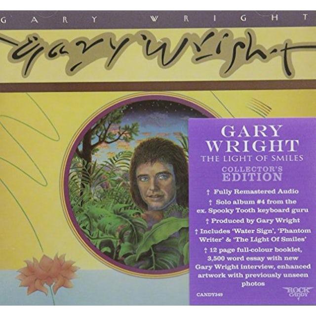 Gary Wright LIGHT OF SMILES CD