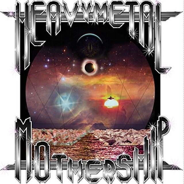 Turn Me On Dead Man HEAVYMETAL MOTHERSHIP CD