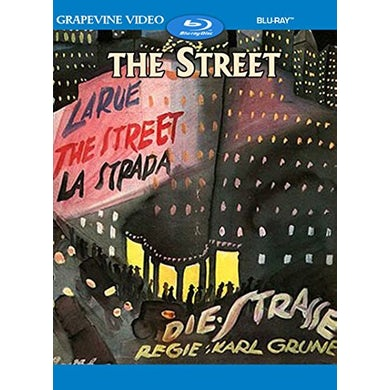 STREET (1927) Blu-ray