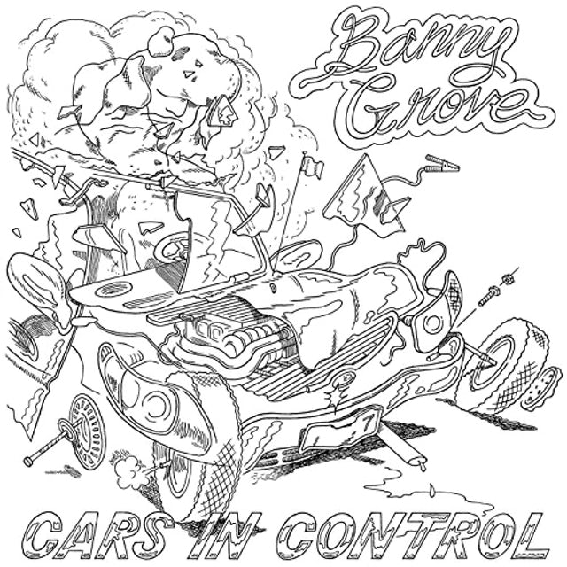 Banny Grove CARS IN CONTROL Vinyl Record