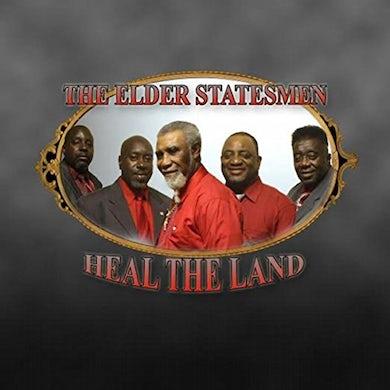 Elder Statesmen HEAL THE LAND CD