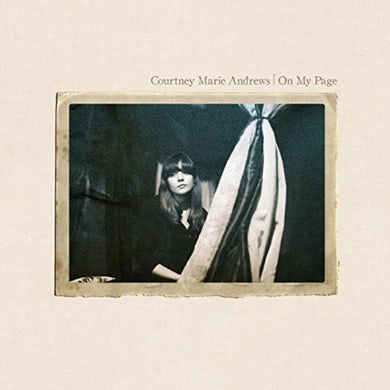 Courtney Marie Andrews  ON MY PAGE CD