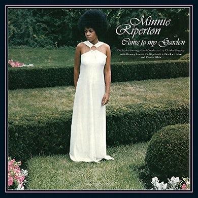 Minnie Riperton COME TO MY GARDEN (GREEN VINYL) Vinyl Record
