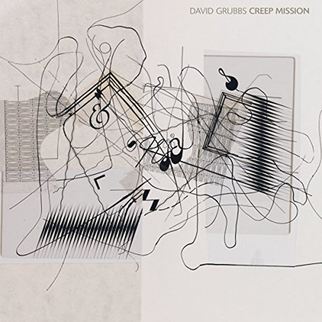 David Grubbs CREEP MISSION CD