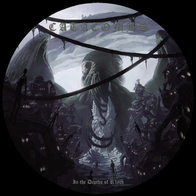 Catacombs IN THE DEPTHS OF R'LYEH Vinyl Record