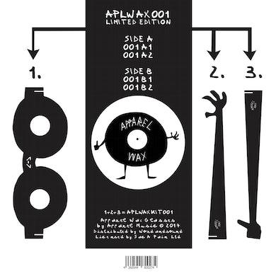 Apparel Wax 001 Vinyl Record