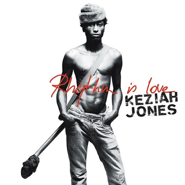 Keziah Jones RHYTHM IS LOVE CD