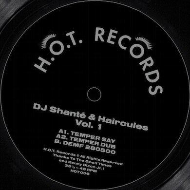 Dj Shante & Haircules 1 Vinyl Record