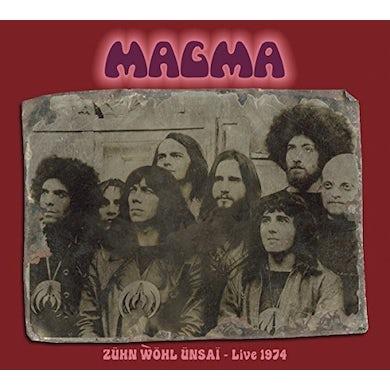 ZUHN WOL UNSAI: LIVE 1974 Vinyl Record